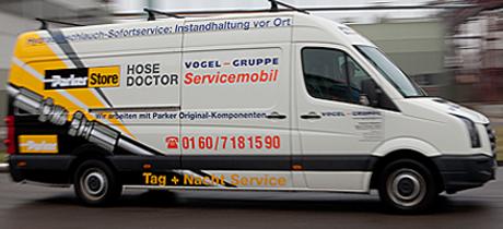 Hydraulik Service Mobil