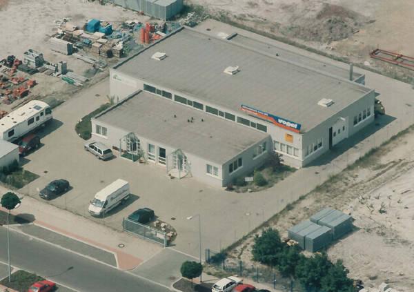 Vogel Hydraulik-Pneumatik Hauptsitz in Senftenberg